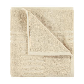 Madison Foot Towel - Stone