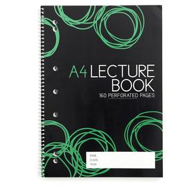 A4 Lecture Book