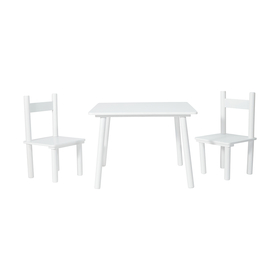 Table And Chair Set White Kmart