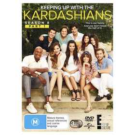 Keeping up with the Kardashians: Season 8, Part 1 - DVD
