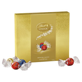 Lindt Lindor Assorted Truffles - 137g, Assorted