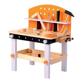 Wooden Tool Work Bench