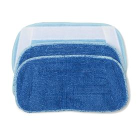 Steam Mop Replacement Pads - Set of 3