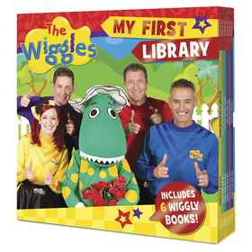 The Wiggles: My First Library - Book Set