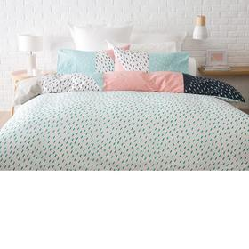 Jagger Quilt Cover Set - Queen Bed