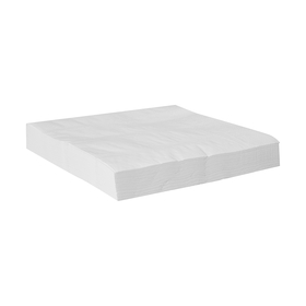 2 Ply Napkins - White, Pack of 30