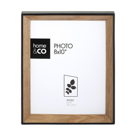 Metal & Wood Frame 8in. x 10in.