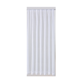 Biscay Voile Rod Pocket Curtain