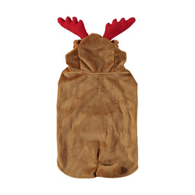 X-Large Christmas Pet Reindeer Costume