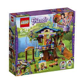 Lego Friends Mias Tree House 41335 Kmart