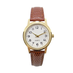 Classic Watch - Brown