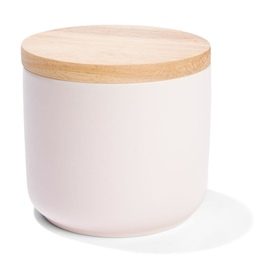 Pastel Canister -Small, Pink