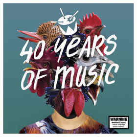 Forty Years of Music - CD