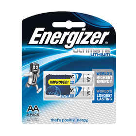 Energizer Ultimate Lithium AAA - Set of 2