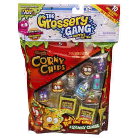The Grossery Gang Corny Chips Pack