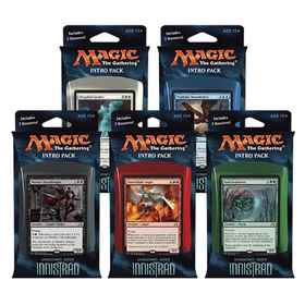 Magic The Gathering: Shadows Over Innistrad Intro Pack - Assorted