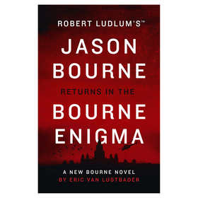 The Bourne Enigma by Robert Ludlum - Book