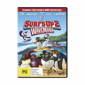 Surfs Up 2: Wave Mania - DVD