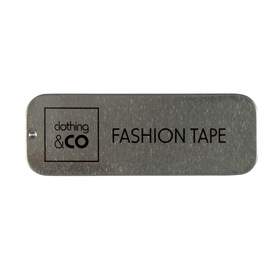 20 Pack Fashion Tape - Clear