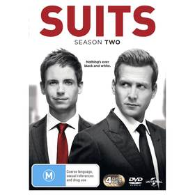 Suits: Season Two - DVD