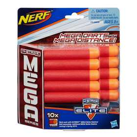 Nerf Elite Mega Dart - Pack of 10