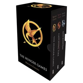 Hunger Games Collection by Suzanne Collins - Book Slipcase