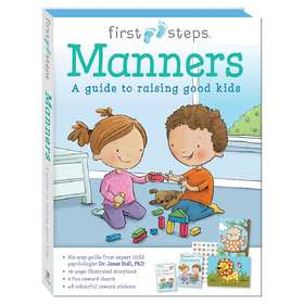 First Steps: Ready to Go Manners by Dr. Janet Hall - Book