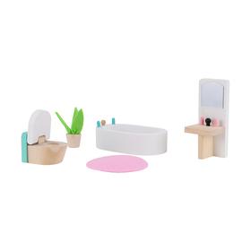 Dollhouse Bathroom Furniture