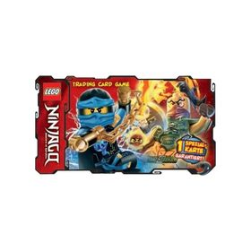 3 Pack LEGO Ninjago Trading Card Game