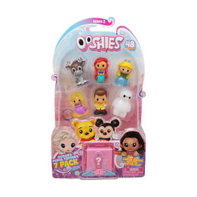 Ooshies Disney Series 2 Pencil Toppers - Assorted