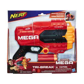 Nerf N-Strike Mega Tri-Break Blaster
