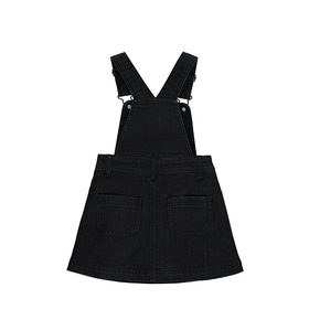 Coloured Twill Pinafore