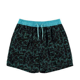 Printed Volley Shorts