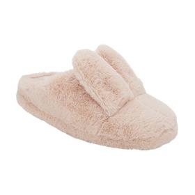 Basic Furry Slippers | Kmart