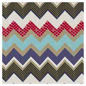 Hallmark Wrapping Paper - Chevron Stripes