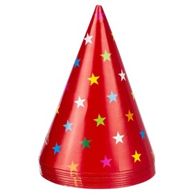 Party Hats - 8 Pack