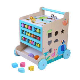 6 In 1 Activity Cube And Walker