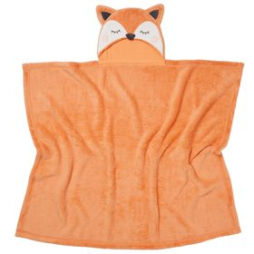 Hooded Cuddle Blanket - Fox