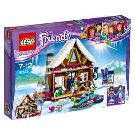 LEGO Friends Snow Resort Chalet - 41323