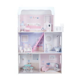 Dollhouses Buy Doll House Furniture Wooden Dolls Houses Kmart