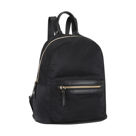 Mini Satin Backpack