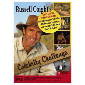 Russell Coight's Celebrity Challenge - DVD