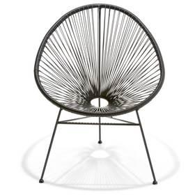 Acapulco Replica Chair Black