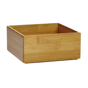 Bamboo Tray - Small and Wide