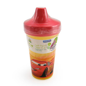 Disney Cars Spill-Proof Sippy Cup