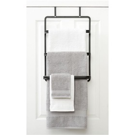 Over the Door Towel Rack