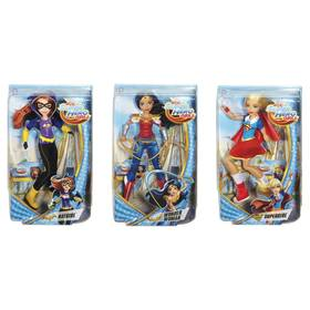 DC Super Hero Girls Action Doll - 12 inch Assorted