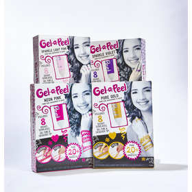 Gel-A-Peel Starter Set - Assorted