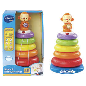 VTech Baby Stack & Discover Rings