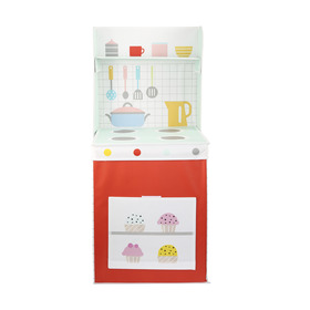 Pop Up Kitchen Playset